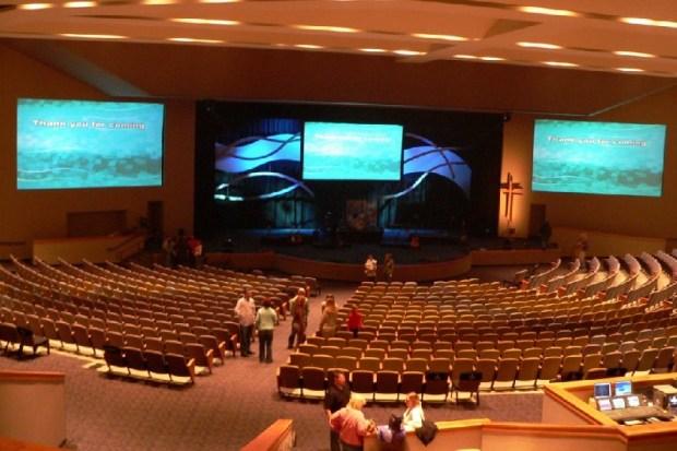 Eagle Brook Church Centerville, MN