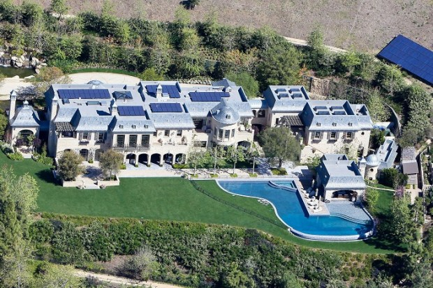 NFL players mansions