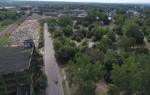 Dirtiest cities in America