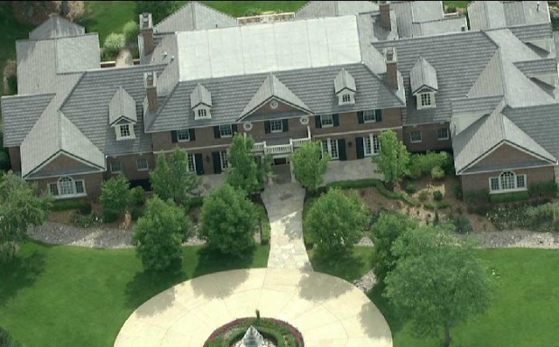 football players mansions