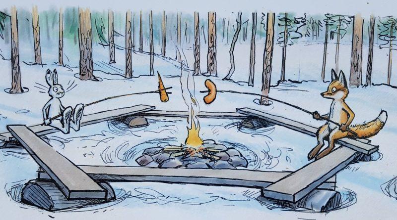 Finnland – ein heißer Ritt über den Polarkreis