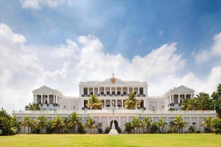 Falaknuma palace Hyderabad Hi-Tech City Hyderabad
