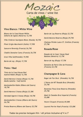 new wine list A5 2013 june