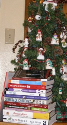 Tree & Books