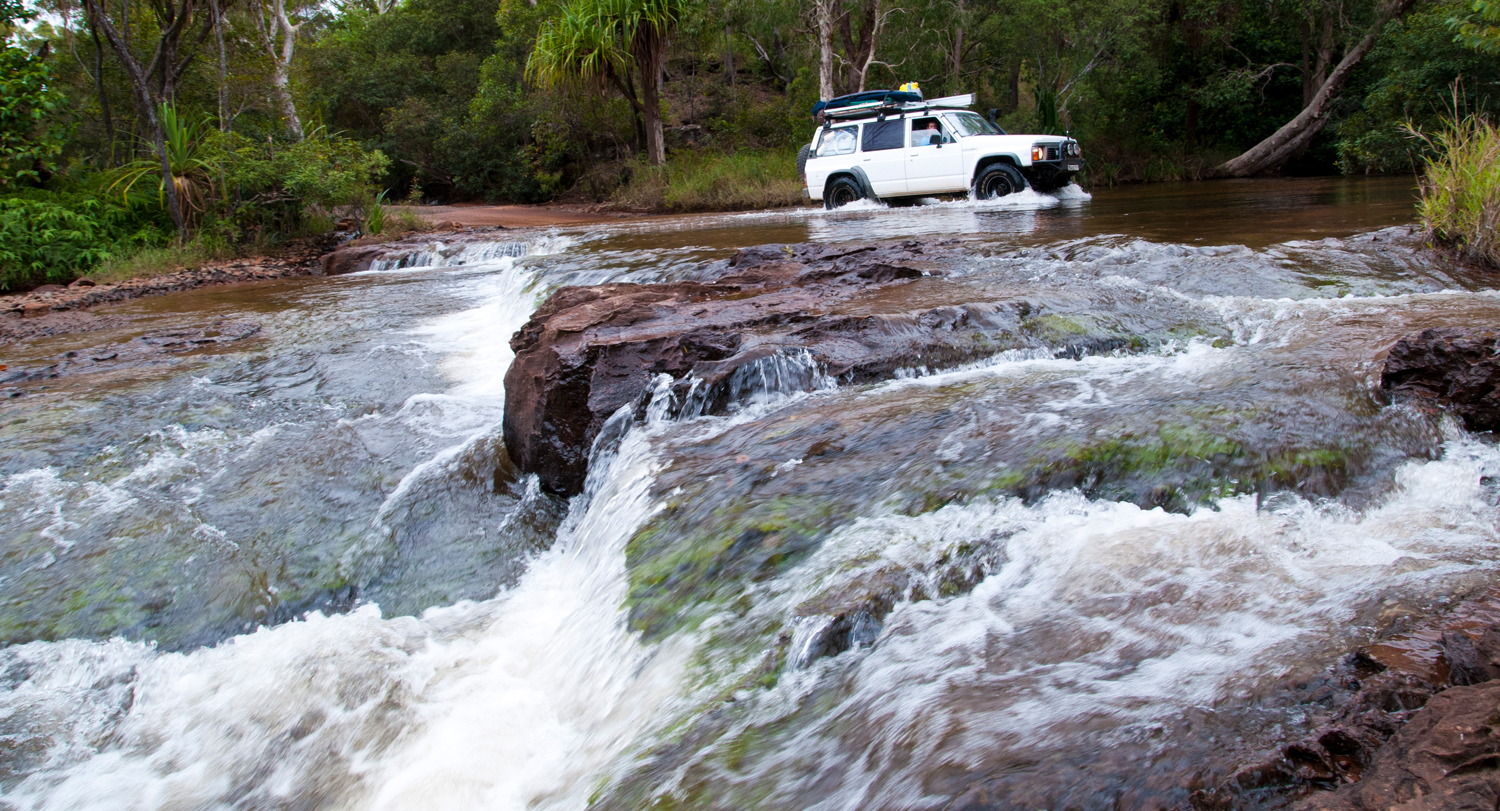 Lakefield National Park 4wd