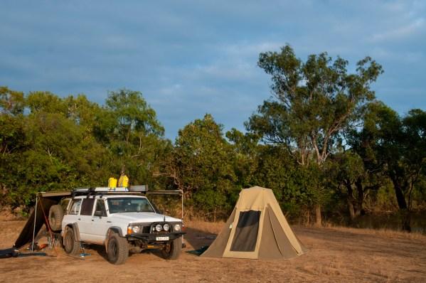Camping Rinyirru Lakefield National Park