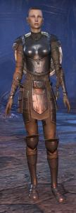 Exploring the Elder Scrolls Online - Female Breton