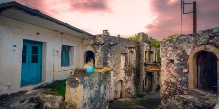 ελληνικά χωριά