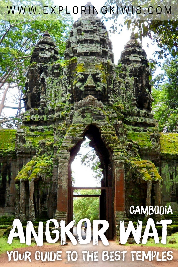 Cambodia\'s Angkor Wat temples are amongst the most beautiful in South-East Asia.  With amazing photography opportunities around every corner, this itinerary takes in the most iconic ruins in a one-day highlight list, including the amazing heads of Bayon and Preah Khan, made famous in Tomb Raider.