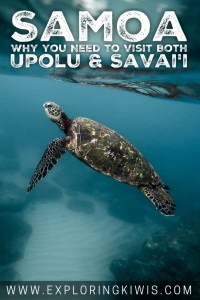 Off to Samoa?  Find out why you should visit both Upolu and Savai'i and how long to spend on each of the islands.