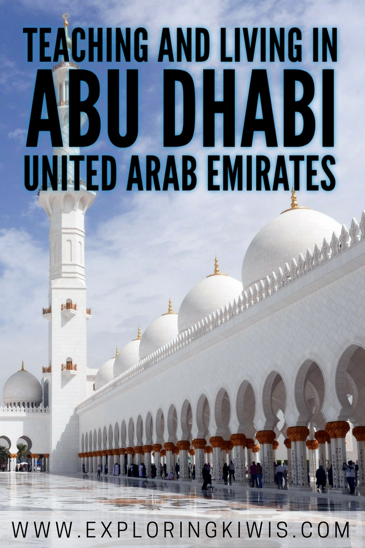 Teaching and living in Abu Dhabi, Dubai\'s friendly neighbour, offers lots a world of excitement and culture. Find out about the challenges you\'ll face as a teacher in the UAE and why you\'ll grow to love both your new job and country.