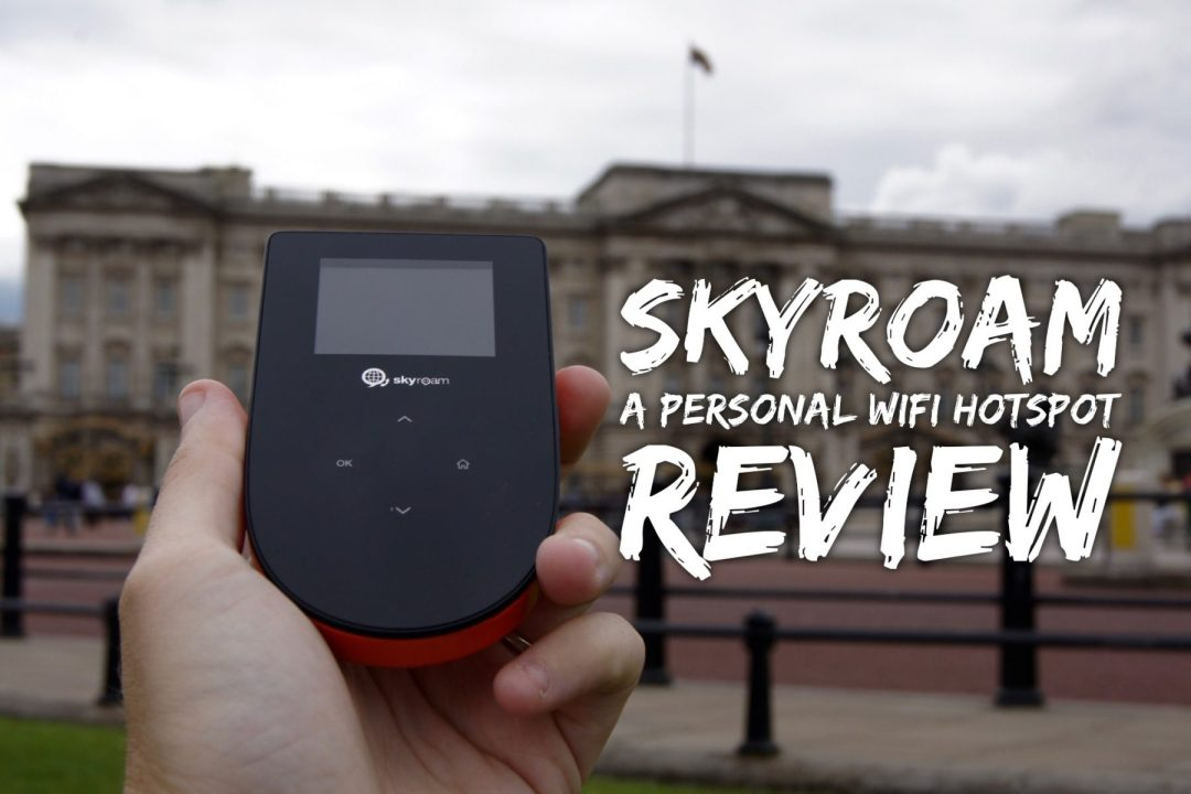 Skyroam review