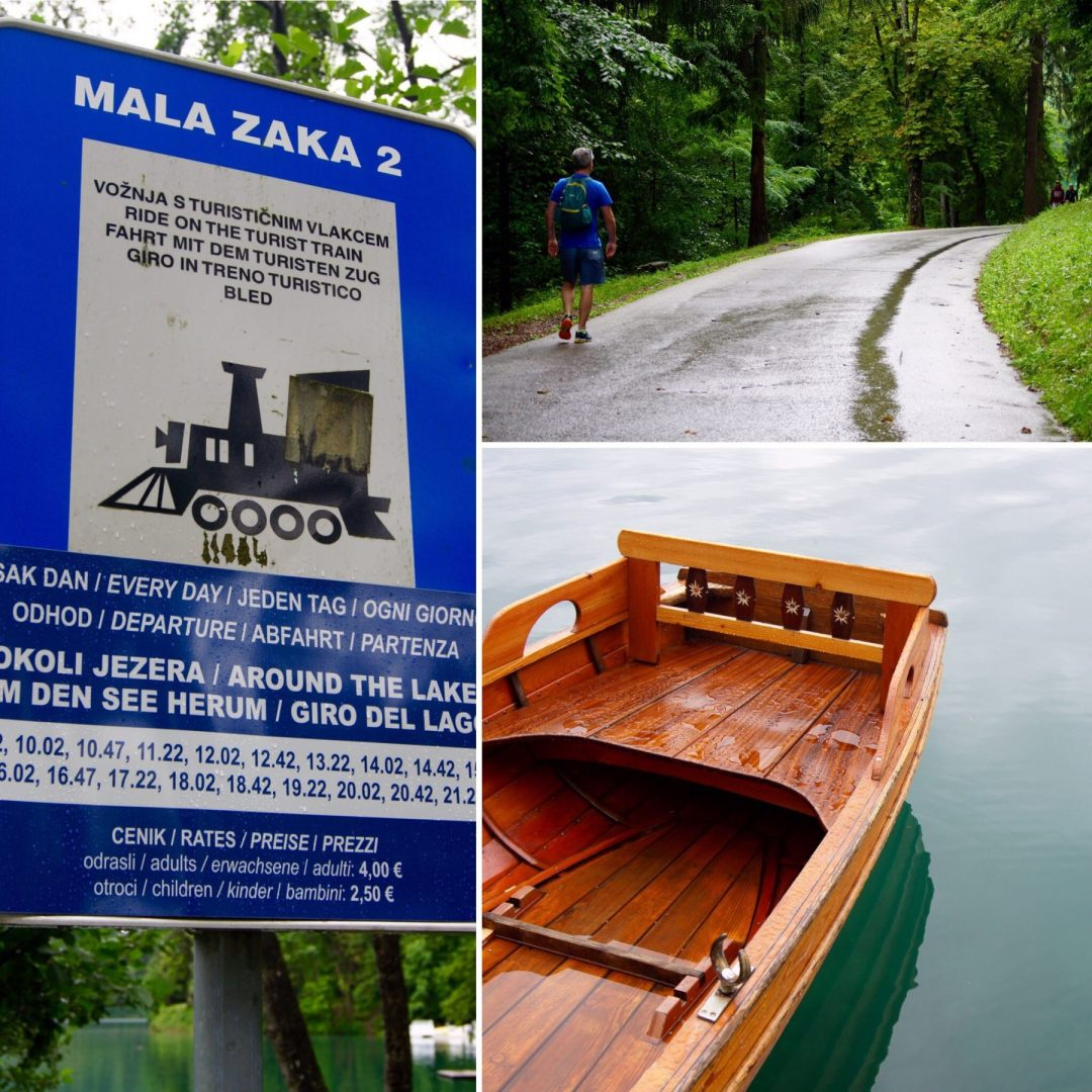 Lake Bled transport