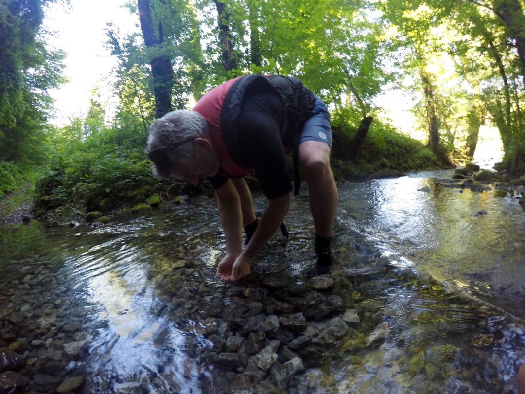 spring kolpa river slovenia