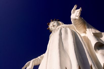 beirut harissa lady of lebanon statue best view