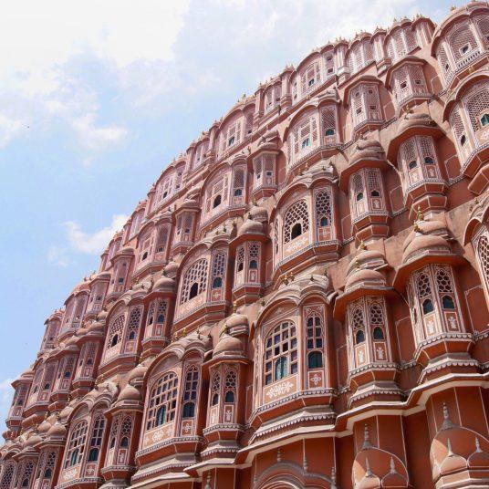Jaipur hawa mahal india