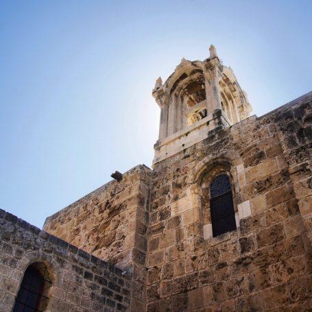 beirut lebanon 48 hour itinerary church