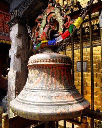 Hiranya Varna Mahavihar Golden Temple Kathmandu city tour Exploring Kiwis Nepal