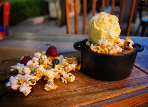 Catch 22 JBR Dubai dessert