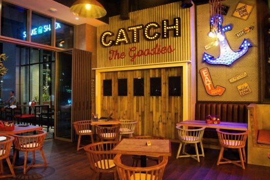 Catch 22 JBR Dubai restaurant