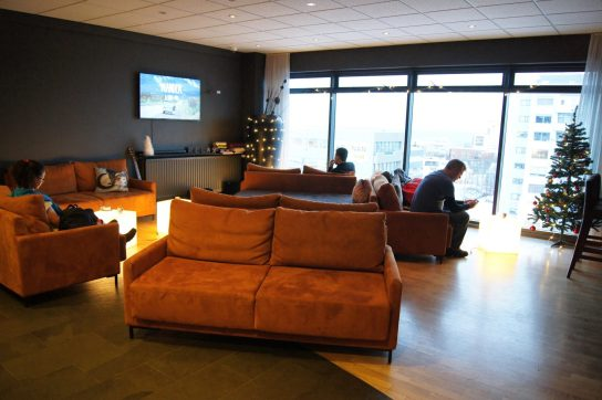 Galaxy Pod Hostel Reykjavik Iceland review