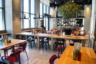 Rove City Centre Dubai review The Daily breakfast