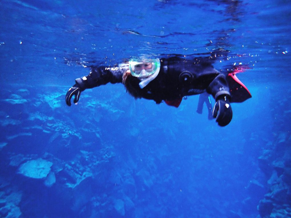 Scuba Iceland Snorkel Silfra review
