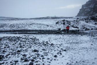 Skaftafell Glacier Iceland winter South East Iceland Itinerary Ring Road Kathmandu driFILL jackets