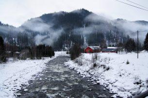 Røros, Oppdal & Trondheim