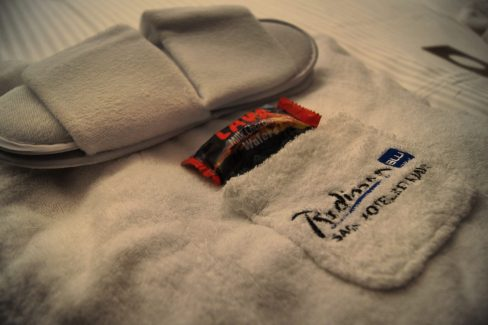 Radisson Blu Saga hotel review