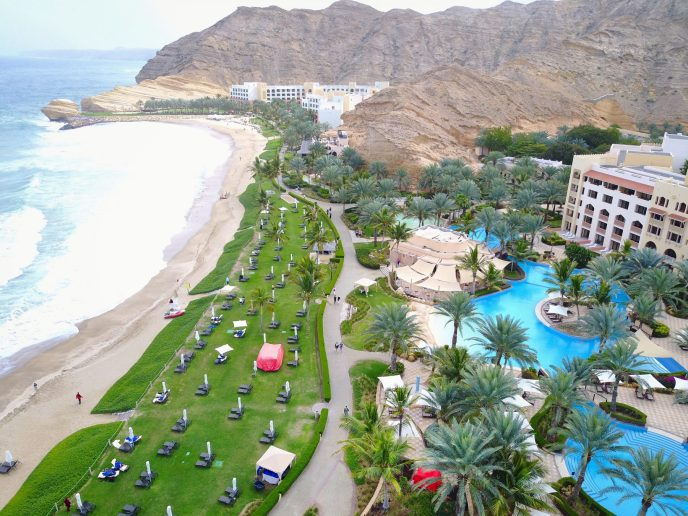 Shangri-La Barr Al Jissah Resort & Spa Oman review