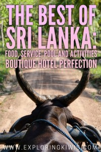 Skip Colombo and head straight to Horathapola Estate to unwind and experience the real Sri Lanka. Warm and welcoming staff, a stunning pool, delicious food and local tours - this working plantation is a must-see on your itinerary.