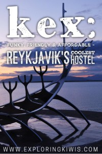 Iceland's funkiest hostel! Accommodation in Reykjavik is expensive at the best of times but Kex Hostel is a great way to stay in the centre of the city without breaking the bank. It's quirky, comfortable and social - what more could you need?