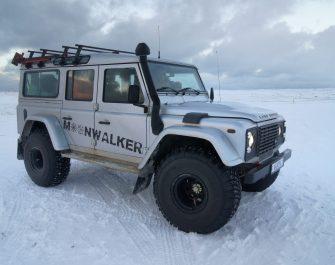 Snæfellsnes Peninsula Moonwalker Tours Iceland 4wd