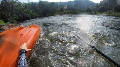Borderlands - Adventure glamping in Sri Lanka kayaking