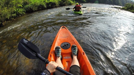 Borderlands - Adventure glamping in Sri Lanka kayaking