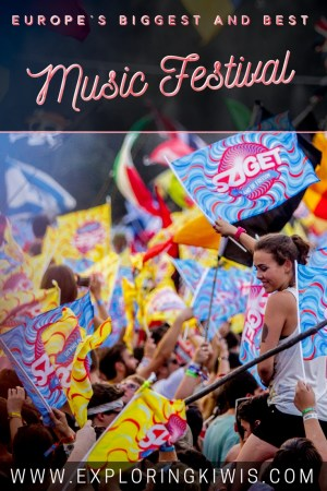 The biggest and best of music festival in all of Europe! Don't miss Sziget Festival - Budapest's amazing multi-day music fest.