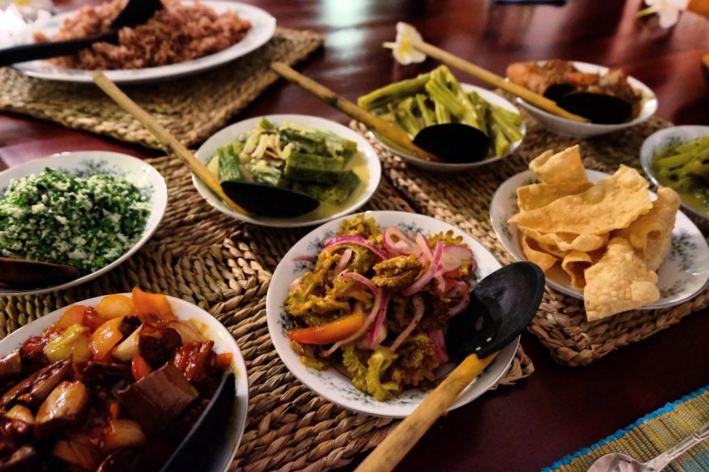 Sri Lanka tourism Sri Lankan curry food