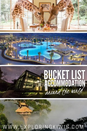The best hotels in the world to fill your bucket list! From the most luxurious to the quirkiest. The most romantic to the most adventurous. These hotels around the world will surprise, delight and certainly leave a mark on you.