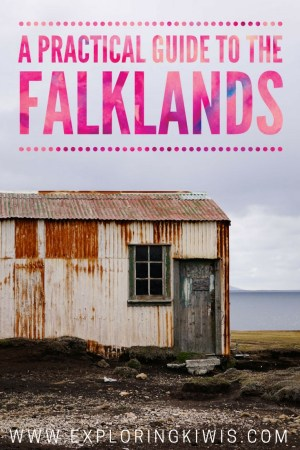 Everything you need to know to organise a Falkland Island trip. Flights, accommodation, transport, food and more - don't visit the Falklands without reading this!