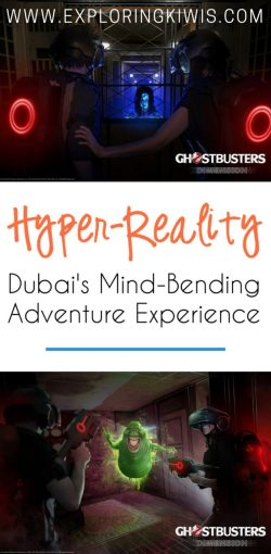 Virtual reality steps it up with hyper-reality in Dubai. An exciting tourist activity, make sure to plan a stop at The Void as you sight-see in Dubai, United Arab Emirates.