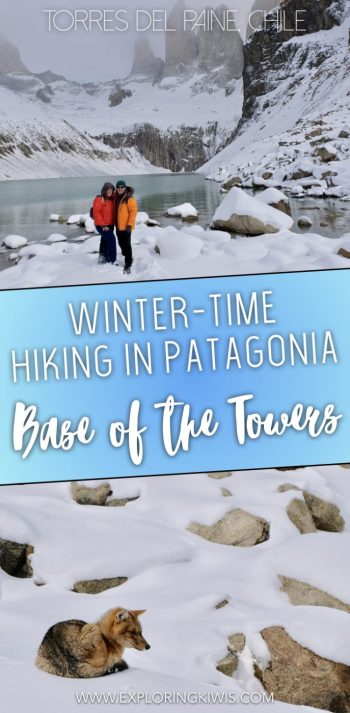 The Base of the Towers in Torres del Paine, Patagonia, Chile is one of the most iconic hikes in the world. Find out how challenging it really is, whether you need a guide and exactly what to expect on this incredible trek.