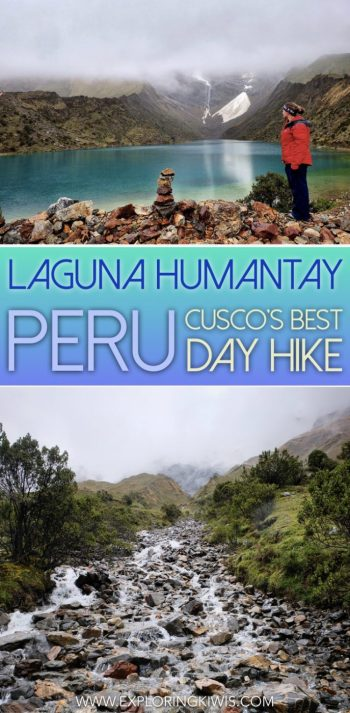 An easy day trip from Cusco, Peru, Humantay Lagoon is easily the best short hike in the region. The stunning blue green lagoon becons hikers after approximately an hour of walking uphill and the valley throughout rewards with incredible views. Definitely one to include in your Machu Picchu itinerary (or if you're doing the Salkantay Trek you'll have the pleasure anyway)!
