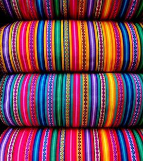 Cusco Peru material