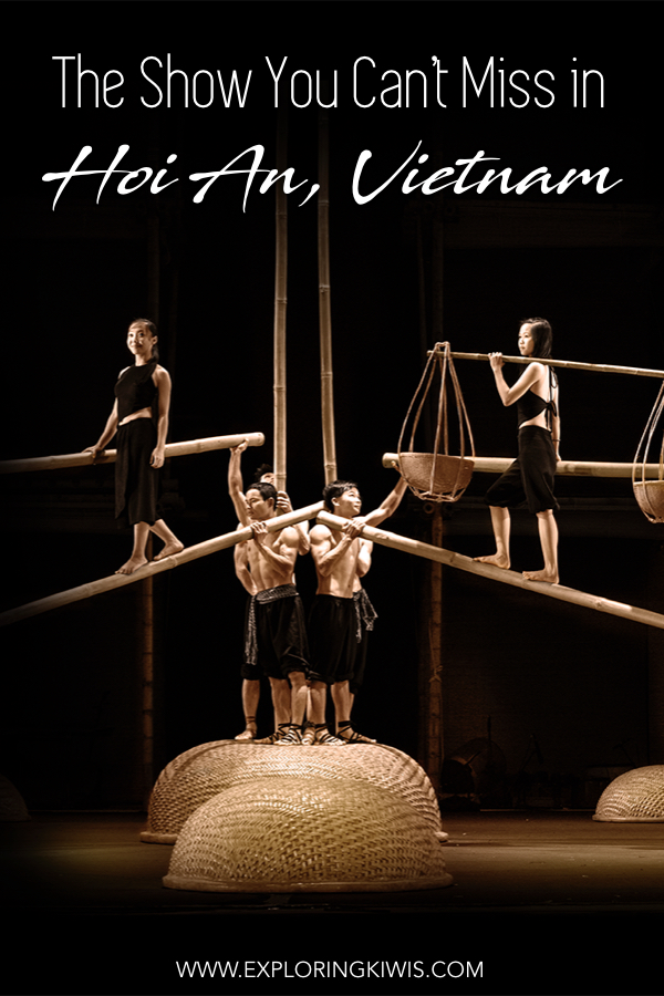 Lune Production: Hoi An's Must-See Cultural Cirque Stage Show!