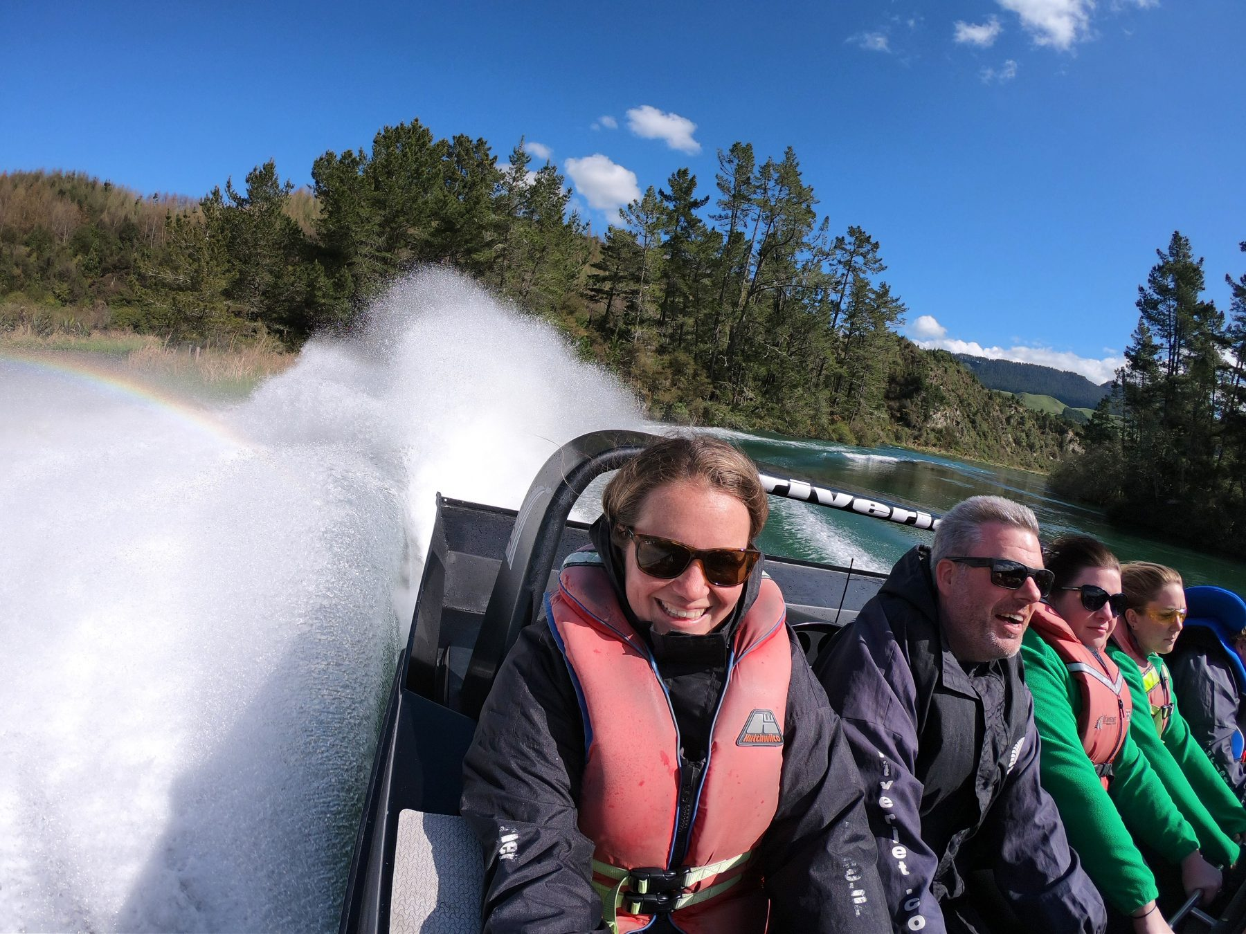 The Squeeze by NZ Riverjet: Rotorua's Best Tourist Experience?