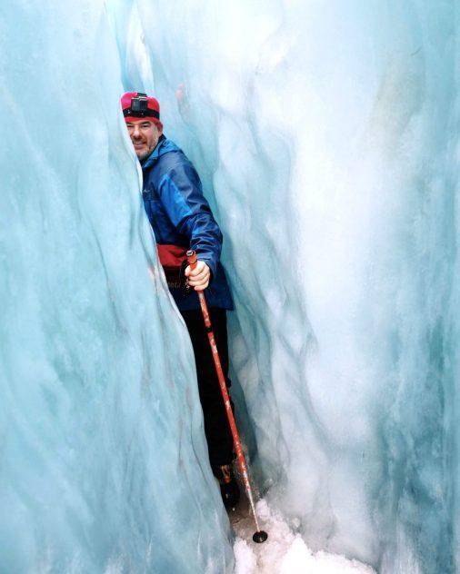 Glacier Heli Hike