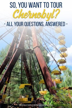 Take a look inside the Chernobyl Exclusion Zone - home to the worst nuclear disaster on the planet. This guide answers all your questions about safety, what you can expect, costings and more.