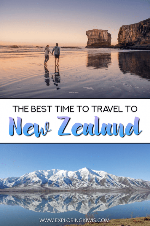 If you're wondering when the best time to visit New Zealand is, you have to read this guide! Covering off seasons, weather, school and public holidays and more, it will help you plan the very best vacation possible.