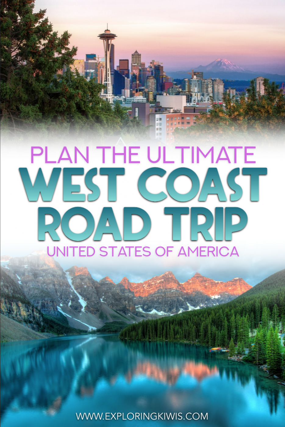 Plan your road trip through the West Coast of the United States. With accommodation, budgeting, a packing list, transport info and much more, this is the only guide you\'ll need to uncover the West Coast.
